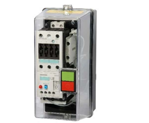 Arrancador Siemens ATP 3RS 0.5HP 3/60Hz. 440VCA