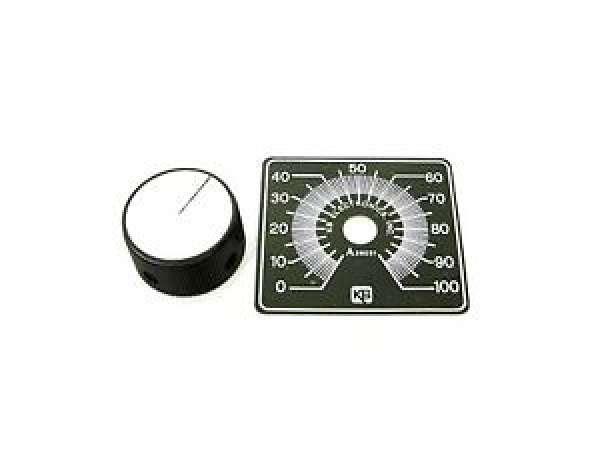 Perilla y dial o Dial kit KB electronics 9832 BC149