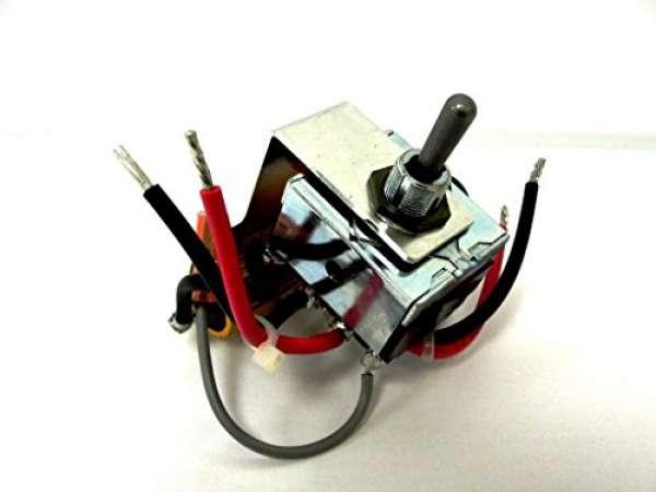 Kit de interruptor de adelante-freno-atras mecánico 9860