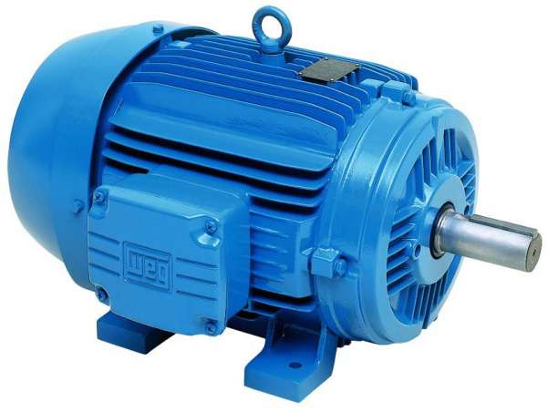 Motor WEG .7518ET3E143TW 0.75HP 1800 RPM 3/60hz