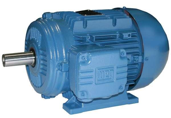 Motor WEG .7512ET3E143TW 0.75HP 1200 RPM 3/60hz