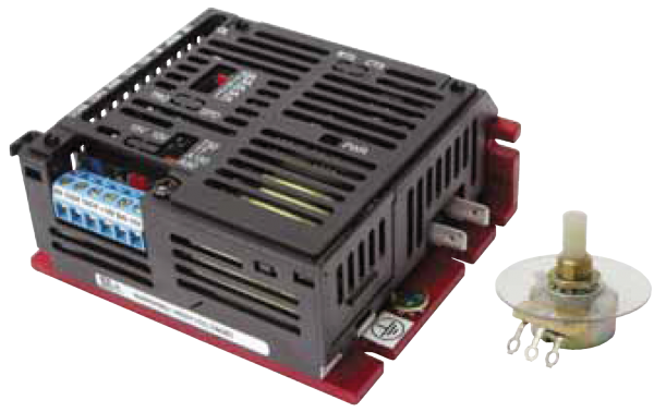KBMG-212D Control de velocidad reversible re-generativo para motor de corriente directa KB Electronics KBMG-212D