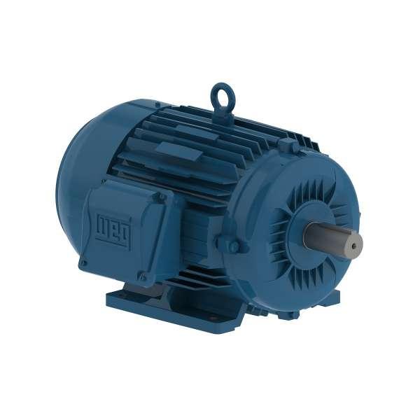 Motor WEG 00536ET3EM184TW 5HP 3600 RPM 3/60hz