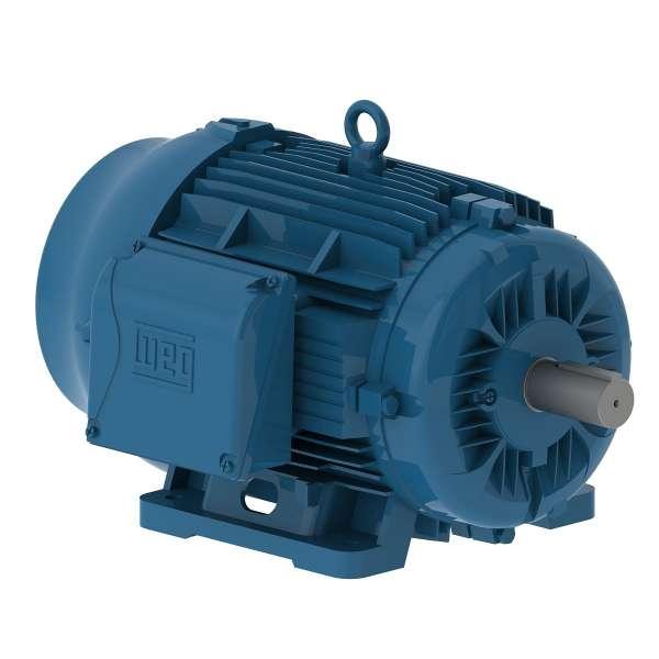Motor WEG 00709ET3EM256TW 7.5HP 900 RPM 3/60hz