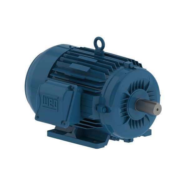 Motor WEG 01018ET3EM215TW 10HP 1800 RPM 3/60hz