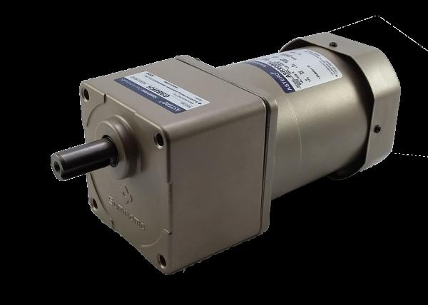 Motorreductor pequeño ejes paralelos fraccionario Astero Sumitomo modelo G9B10KH/A9M60BH 60watts 1/12HP 160 RPM