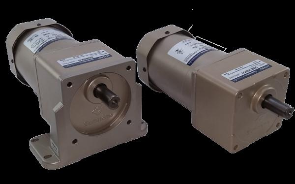 Motorreductor pequeño ejes paralelos fraccionario Astero Sumitomo modelo G9B20KH/A9M60BH 60watts 1/12HP 80 RPM
