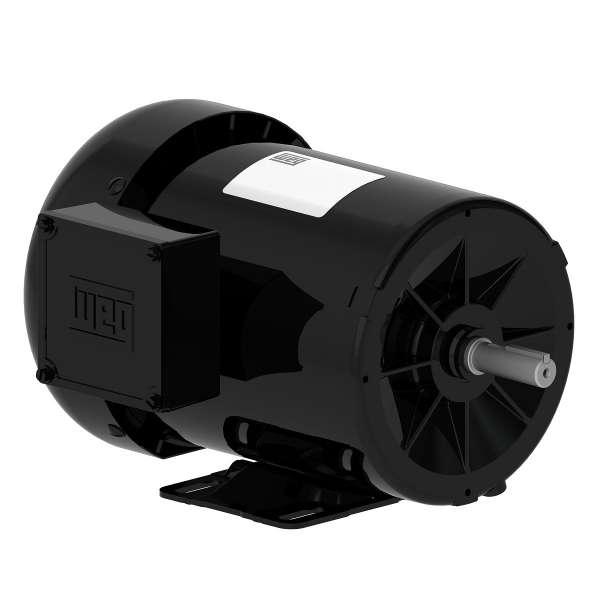 Motor NEMA trifasico armazon 56C  de 0.75HP 3600 RPM .7536EP3ERS56C