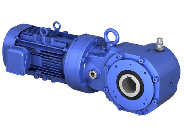 Motorreductor Sumitomo Cicloidal Bevel BuddyBox de 1.5Hp 4.81  rpm LHYM1H-5B14DBYA-Y1-364