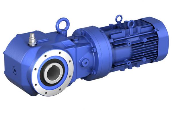 Motorreductor Sumitomo Cicloidal Bevel BuddyBox de 3Hp 38.5  rpm LHYM3-5B120YC-Y1-46